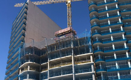 Imperial Ocean Plaza construction update 2018